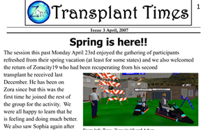 Transplant Times 2