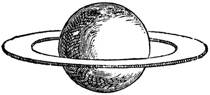 saturn planet drawing history ancient - photo #10